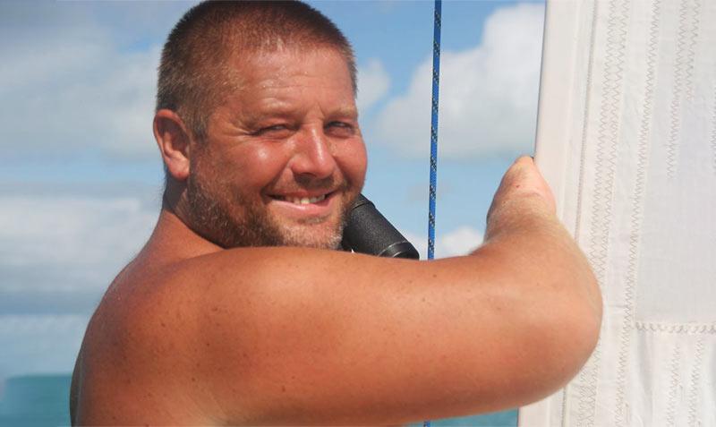 Kapitan Brunon Świątek. Oceanis Rejsy po morzu Jońskim, Grecji - czarter jachtów i wynajem
